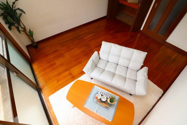 鹿児島県のウィークリーマンション・マンスリーマンション「ロイヤルパレスⅠ」メイン画像