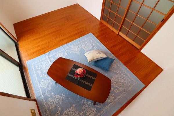 鹿児島県のウィークリーマンション・マンスリーマンション「ワールドハイツ」メイン画像