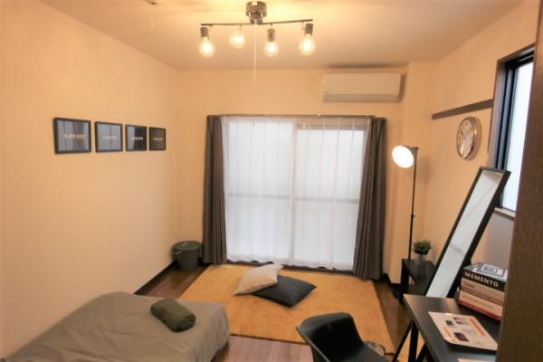 大阪府のウィークリーマンション・マンスリーマンション「Kマンスリー岩本 106(No.300892)」メイン画像