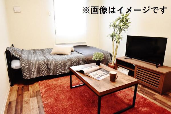 日本全国のウィークリーマンション・マンスリーマンション「Kマンスリー坂出 Aタイプ(No.300897)」メイン画像