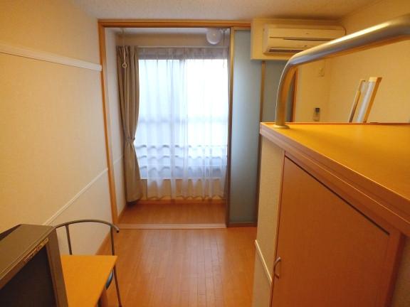 千葉県のウィークリーマンション・マンスリーマンション「レオパレスSAKURAⅡ 202(No.301115)」メイン画像