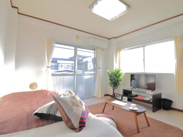 広島県東広島市のウィークリーマンション・マンスリーマンション「Kマンスリー西条田口」メイン画像