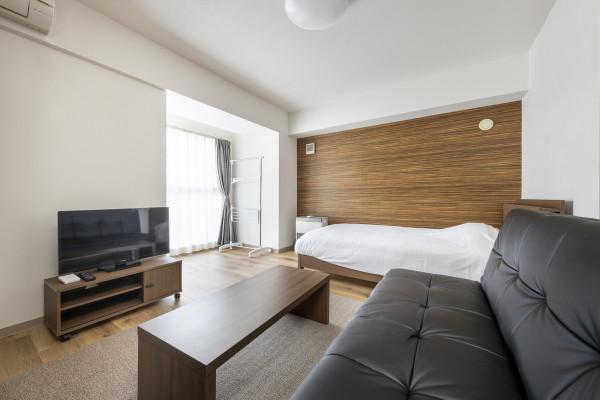 札幌のウィークリーマンション「ノールテラスPI 603・1K(No.304291)」メイン画像