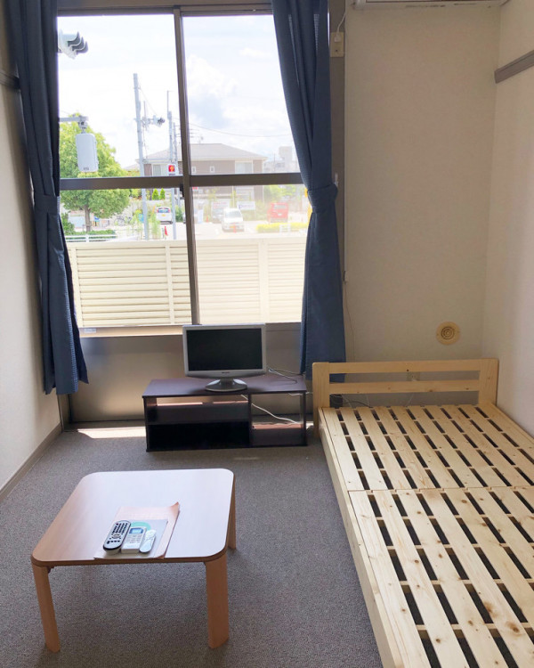 東京都三鷹市のウィークリーマンション・マンスリーマンション「レオパレスFALCO 104(No.308952)」メイン画像
