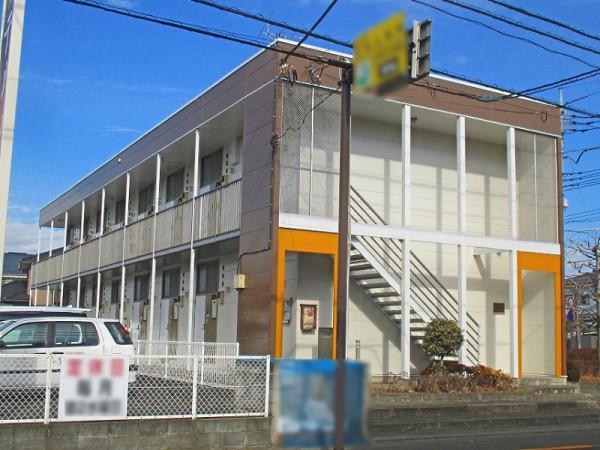 東京都小平市のウィークリーマンション・マンスリーマンション「レオパレスヴィーブル 206(No.308977)」メイン画像