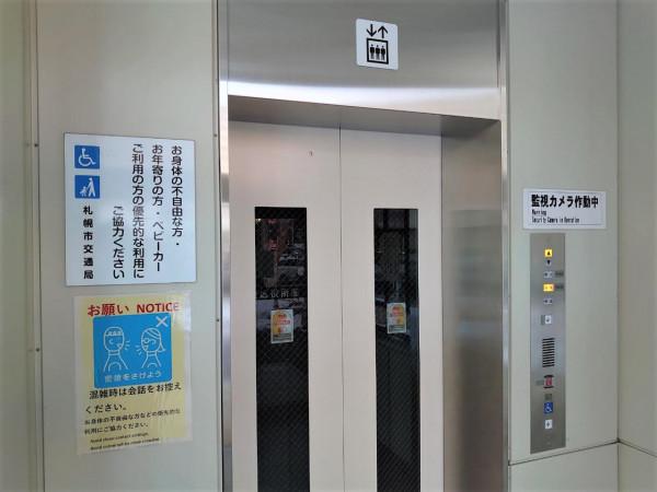 地下鉄東豊線東区役所前駅