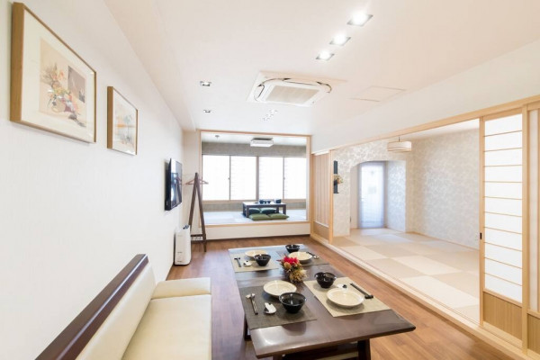 日本全国のウィークリーマンション・マンスリーマンション「桜の宿 黒門市場 701・7F (No.312640)」メイン画像