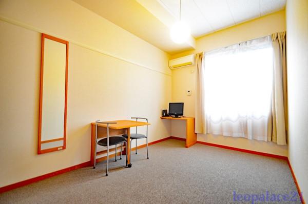 神奈川県横浜市栄区のウィークリーマンション・マンスリーマンション「レオパレスブルーヒルズHK 202(No.313793)」メイン画像