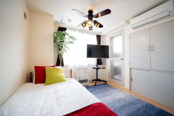 札幌市の家具家電付きマンスリーマンション「大通ハイチ 805(No.317224)」メイン画像