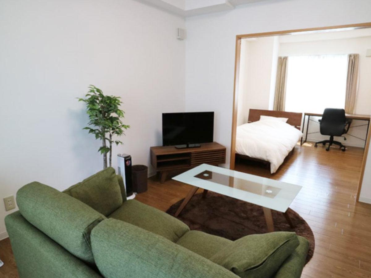 北海道のマンスリーマンション「オンズドール」メイン画像