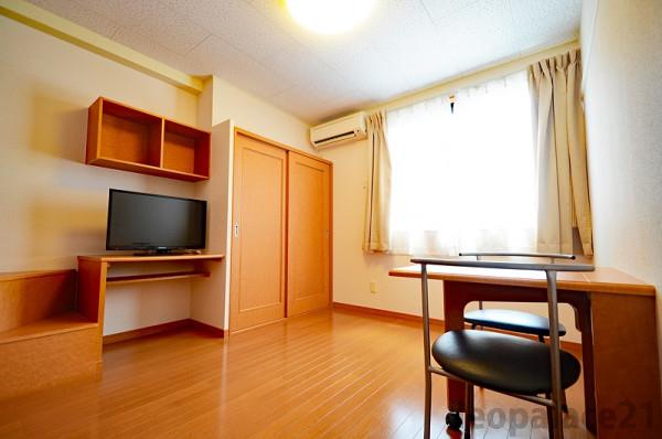 和歌山県のウィークリーマンション・マンスリーマンション「レオパレスウェル 104(No.321018)」メイン画像