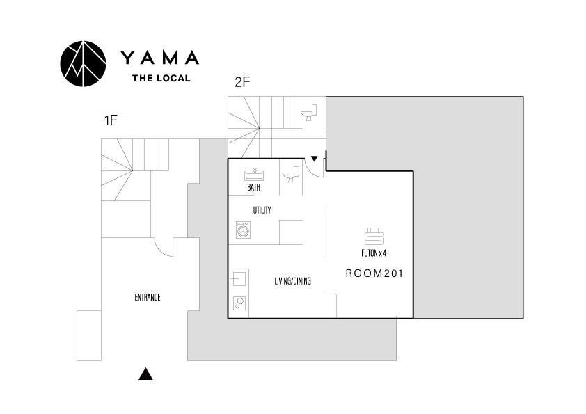 YAMA札幌円山【円山公園駅から徒歩2分+広々40平米】