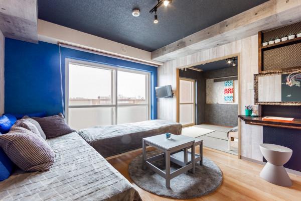 日本全国のウィークリーマンション・マンスリーマンション「【THE 立地】観光要所とビジネス街いずれもアクセス最高。金額相談承ります。 1215(No.327904)」メイン画像