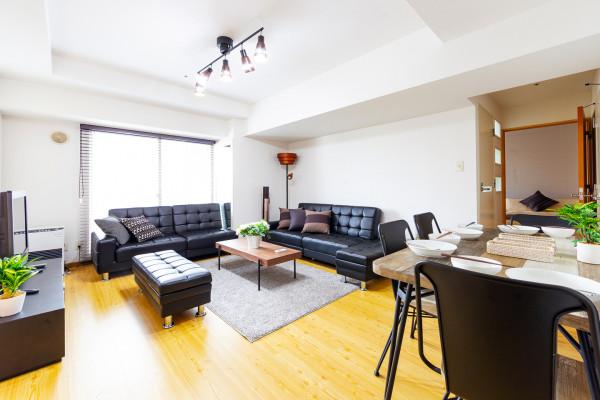 札幌市のウィークリーマンション「【33階高層マンション】高級賃貸マンションに住う。金額相談承ります! 1505(No.327906)」メイン画像