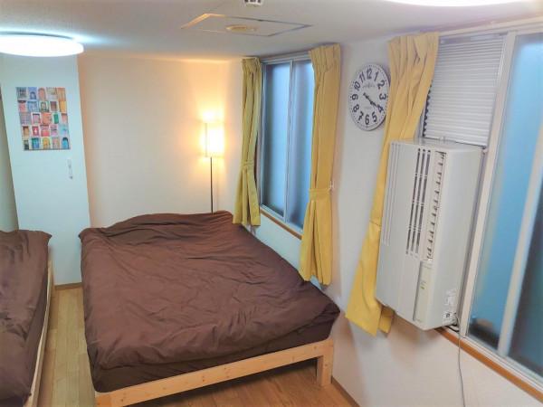 北海道のウィークリーマンション・マンスリーマンション「22番地ビル 1DK(No.327924)」メイン画像