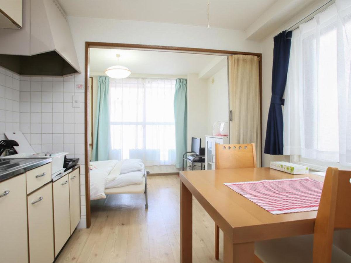 北海道札幌市豊平区のウィークリーマンション「プレステージ45 お部屋の清掃・除菌にはアルコールを使用しています。 (No.334)」メイン画像