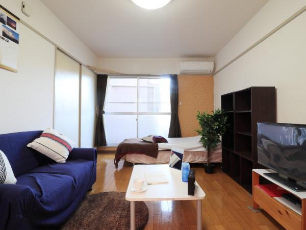 広島県のウィークリーマンション・マンスリーマンション「Kマンスリー西条駅南」メイン画像