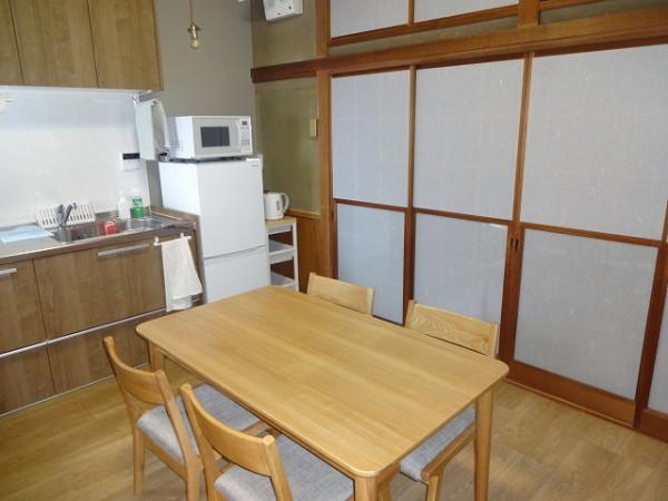 福島県のウィークリーマンション・マンスリーマンション「kontsh はなれ 1・2DK(No.335259)」メイン画像