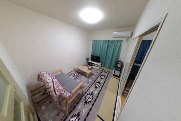 愛知県の株式会社ワンダーライフのウィークリーマンション・マンスリーマンション「HIKURASHI美山町 Dtype(No.336523)」メイン画像