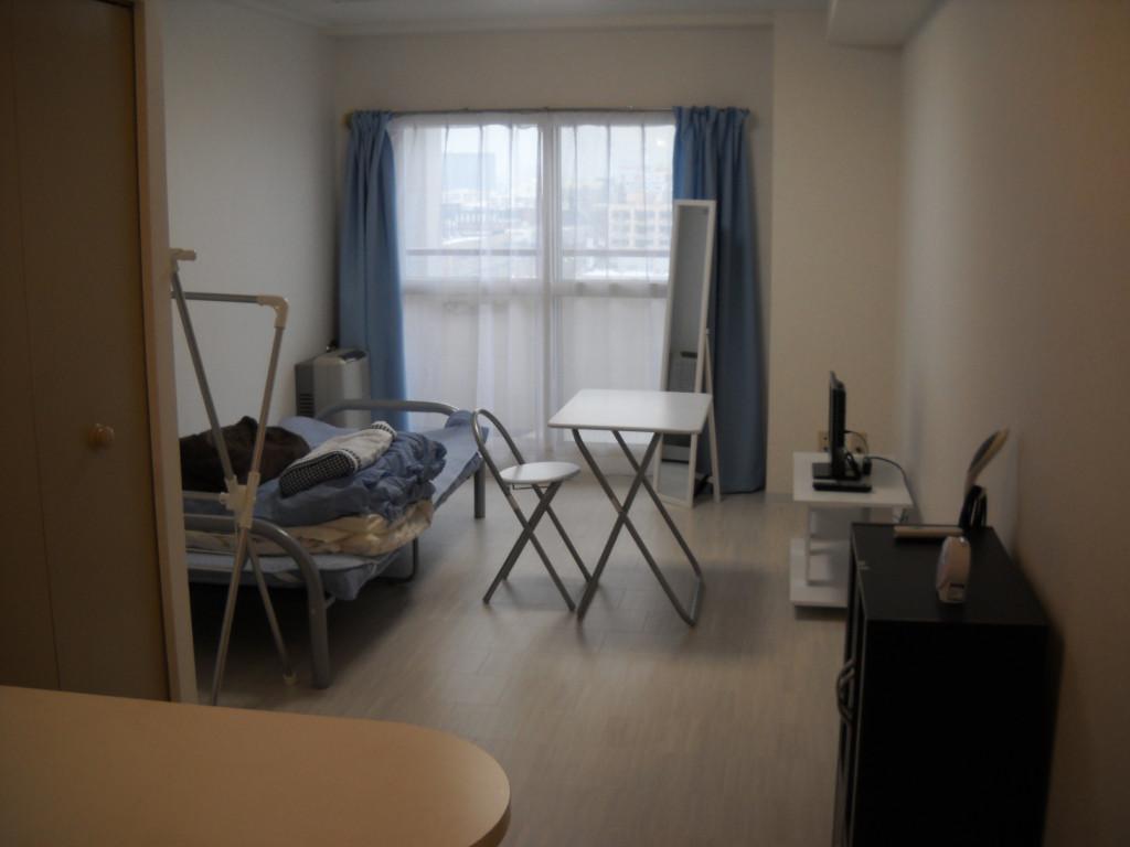 琴似駅(函館本線)のウィークリーマンション・マンスリーマンション「メゾン21 お部屋の清掃・除菌には次亜塩素酸水とアルコールを使用しています。 」メイン画像