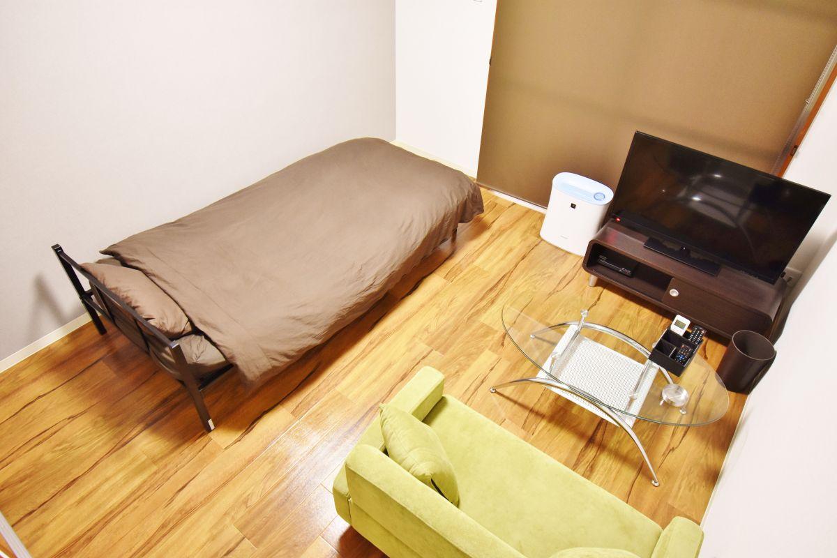 岡山県の家具付き賃貸「KsB大供」メイン画像