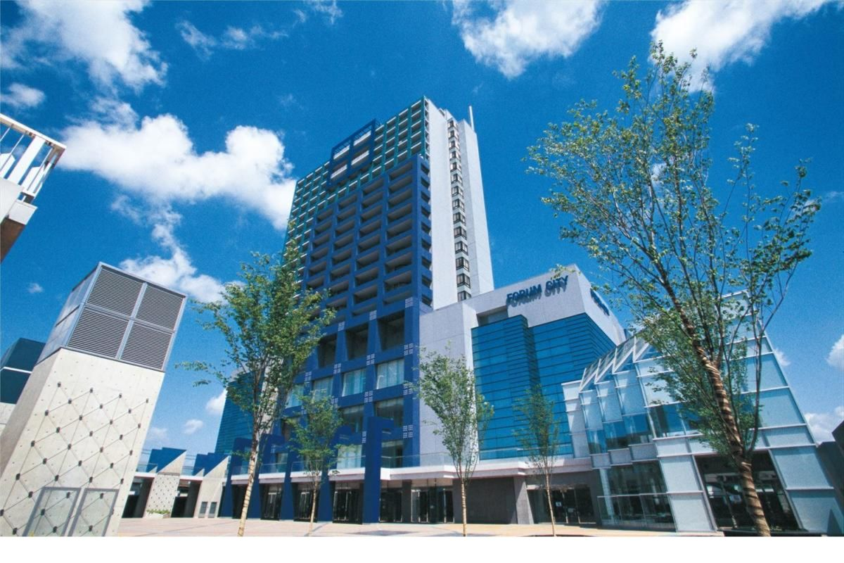 岡山コンベンションセンターまで徒歩20分、1.6km。