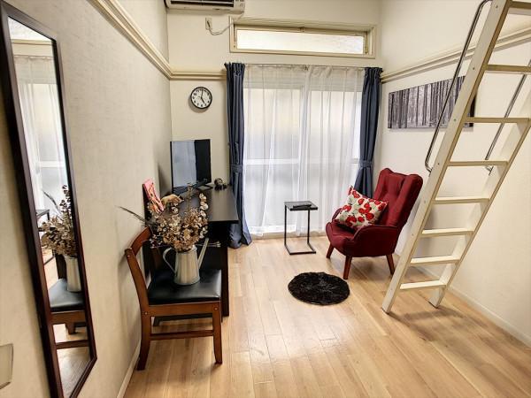 愛知県のウィークリーマンション・マンスリーマンション「ACO中山町 (No.344535)」メイン画像