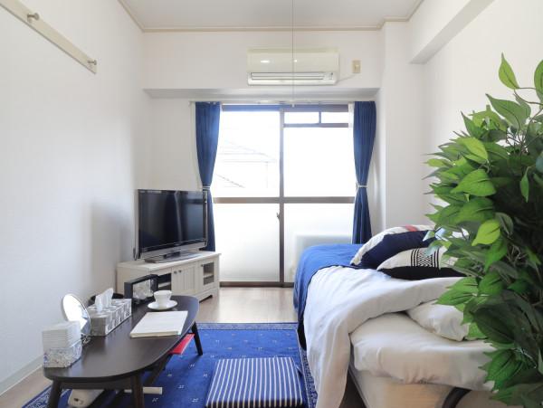 広島県広島市南区のウィークリーマンション・マンスリーマンション「Kマンスリー東雲」メイン画像