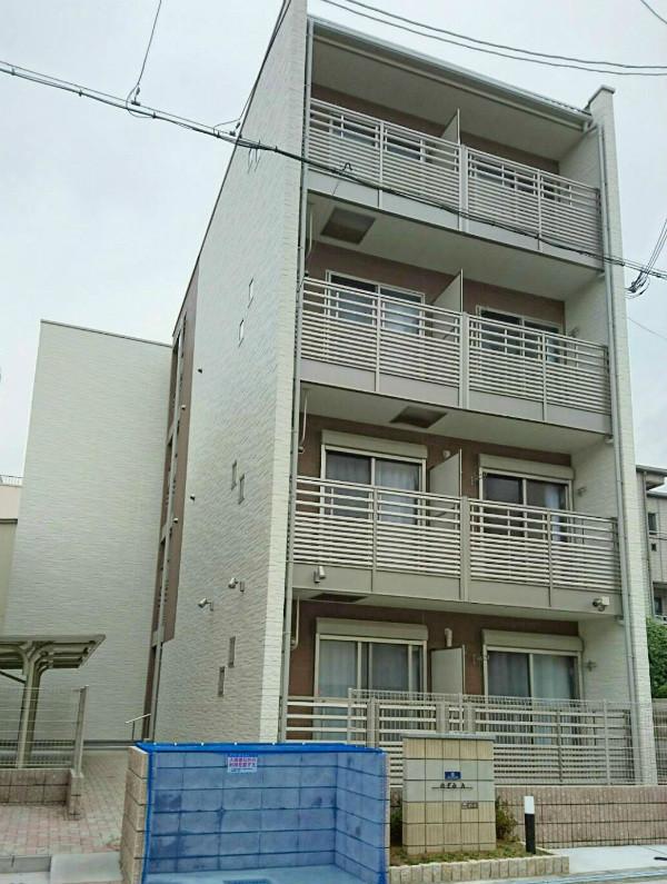 大阪府大阪市西区のウィークリーマンション・マンスリーマンション「クレイノのぞみA 404(No.346017)」メイン画像