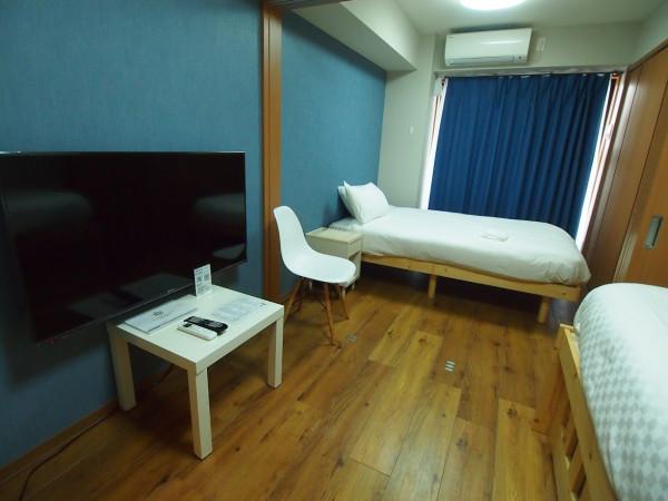 日本全国のウィークリーマンション・マンスリーマンション「Rレジデンス難波南 901・1DK(No.350133)」メイン画像