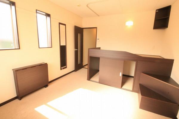 島根県のウィークリーマンション・マンスリーマンション「レオネクストウェルトップⅡ 208(No.351906)」メイン画像
