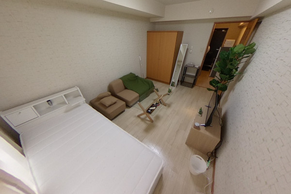 名古屋市のウィークリーマンション・マンスリーマンション「HIKURASHI六番町 Atype(No.354968)」メイン画像