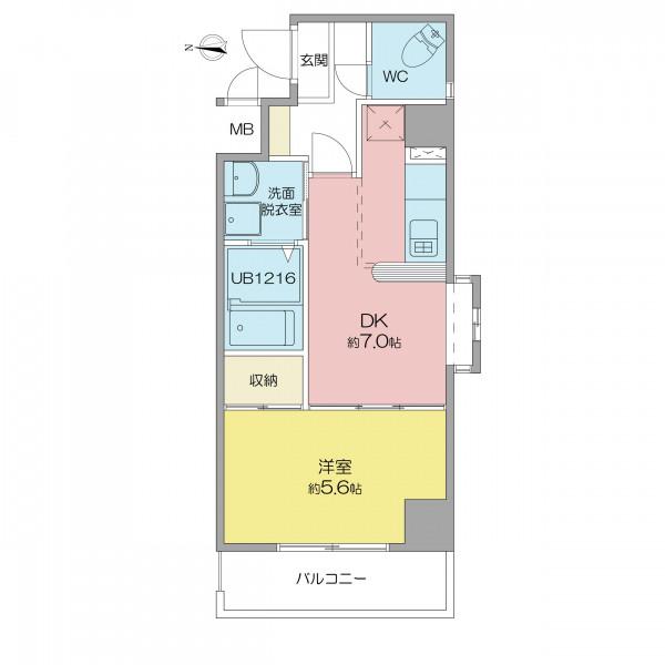 名古屋市のウィークリーマンション・マンスリーマンション「HIKURASHI本陣駅前 A(No.356715)」メイン画像