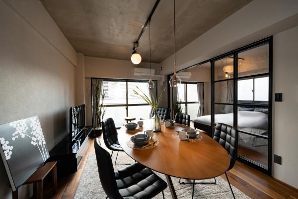 日本全国のウィークリーマンション・マンスリーマンション「IMPREST STAY Tokyo Kamata 402・3LDK(No.359463)」メイン画像