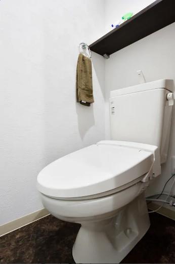 バストイレは別になっております♪