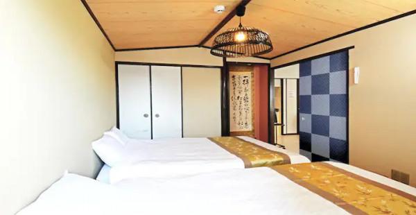 大阪のウィークリーマンション・マンスリーマンション「京都銀色の宿 301(No.362434)」メイン画像