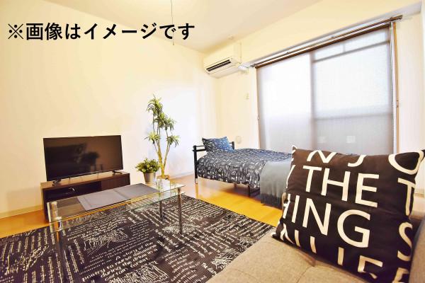 香川県の家具家電付きマンスリーマンション「★Kマンスリー善通寺駅南」メイン画像
