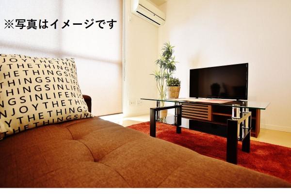 香川県の家具家電付きマンスリーマンション「★Kマンスリー香川看護専門学校前」メイン画像