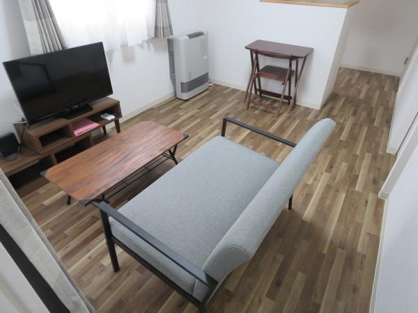 札幌市のウィークリーマンション「POROKARI菊水A/ネット無料/駐車場あり/冷暖房完備 202号室 (No.365571)」メイン画像