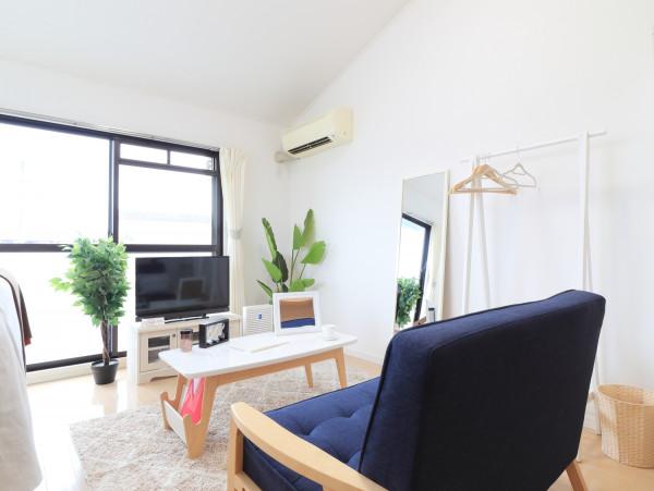 広島県のウィークリーマンション・マンスリーマンション「Kマンスリー西条中央」メイン画像