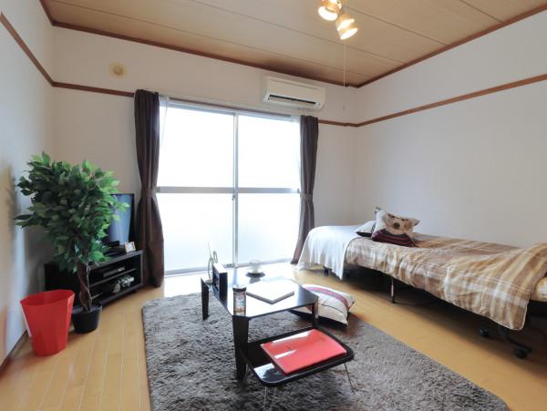 広島県のウィークリーマンション・マンスリーマンション「Kマンスリー東広島市立西条中学校南」メイン画像