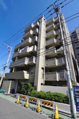 東京の家具家電付きマンスリーマンション「パルクベール (No.375755)」メイン画像