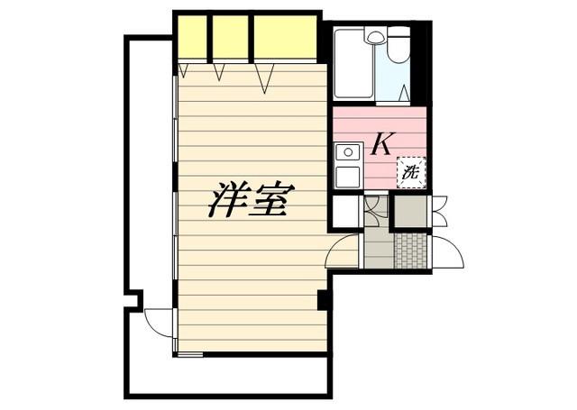 メゾン・ド・南大塚No.1