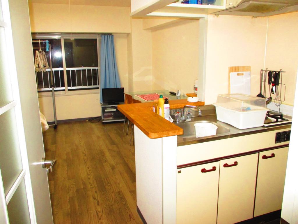 北海道札幌市中央区のウィークリーマンション・マンスリーマンション「ダイアナ植物園ビル お部屋の清掃・除菌にはアルコールを使用しています。 」メイン画像