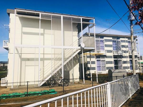 東京都清瀬市のウィークリーマンション・マンスリーマンション「レオパレスシャーウッド 110(No.380553)」メイン画像
