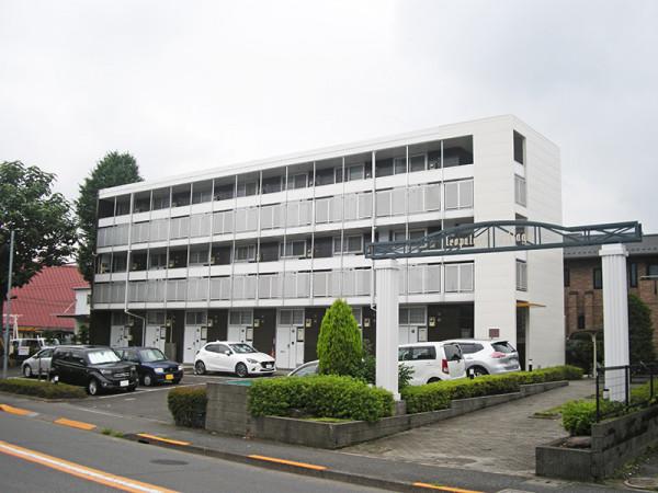 東京都西東京市のウィークリーマンション・マンスリーマンション「レオパレスサンフローラⅡ 101(No.380609)」メイン画像