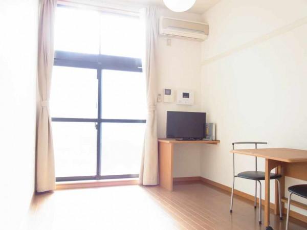 神奈川県中郡二宮町のウィークリーマンション・マンスリーマンション「レオパレスウィン 207(No.381411)」メイン画像