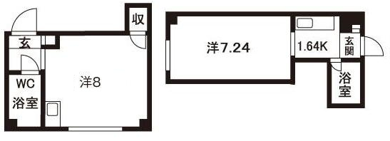 リヴィエール34 お部屋の清掃・除菌には次亜塩素酸水とアルコールを使用しています。<