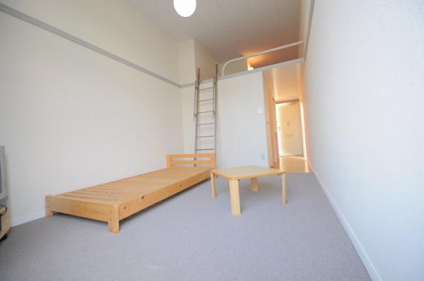 大阪府大阪市平野区のウィークリーマンション・マンスリーマンション「レオパレスコーラルⅡ 106(No.384341)」メイン画像