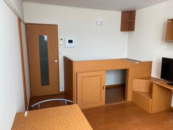 北海道釧路市のウィークリーマンション・マンスリーマンション「レオパレスフロンティアⅡ 101(No.387412)」メイン画像